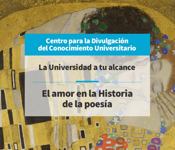 El amor en la Historia de la poesía